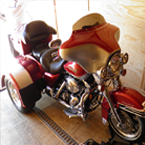 Motorcycle delivery servcie in Arizona